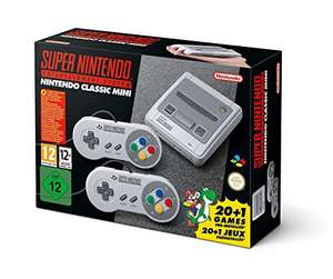 Snes Mini amazon.fr