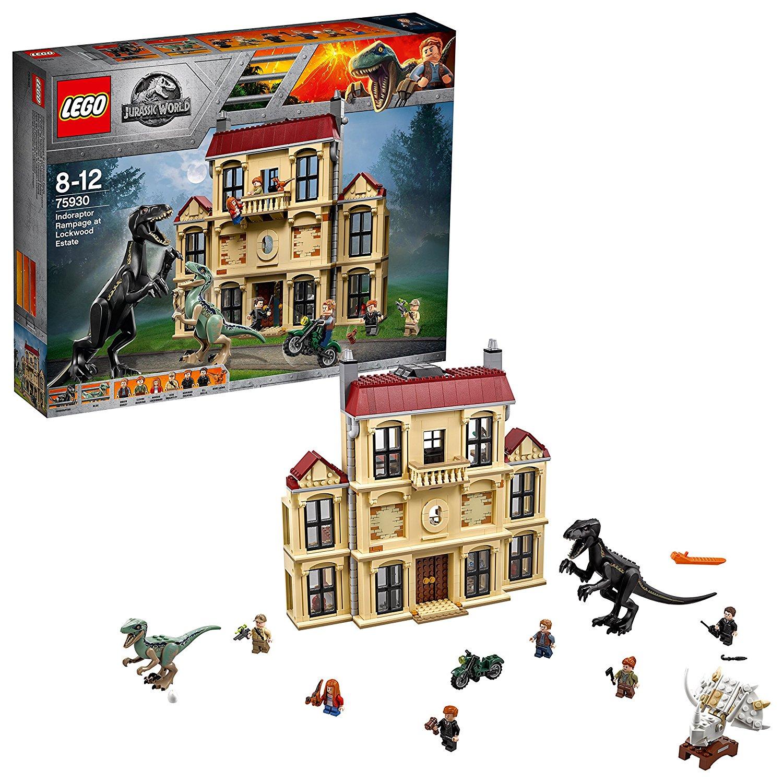 LEGO 75930 Jurassic World @ amazon UK