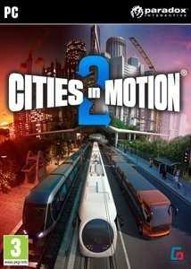 Cities In Motion 2 w promocji na cdp.pl