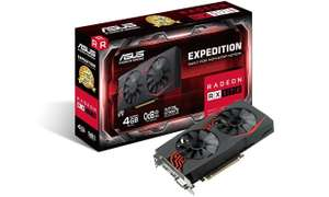 ASUS Expedition RX 570 4GB + 2 gry do wyboru