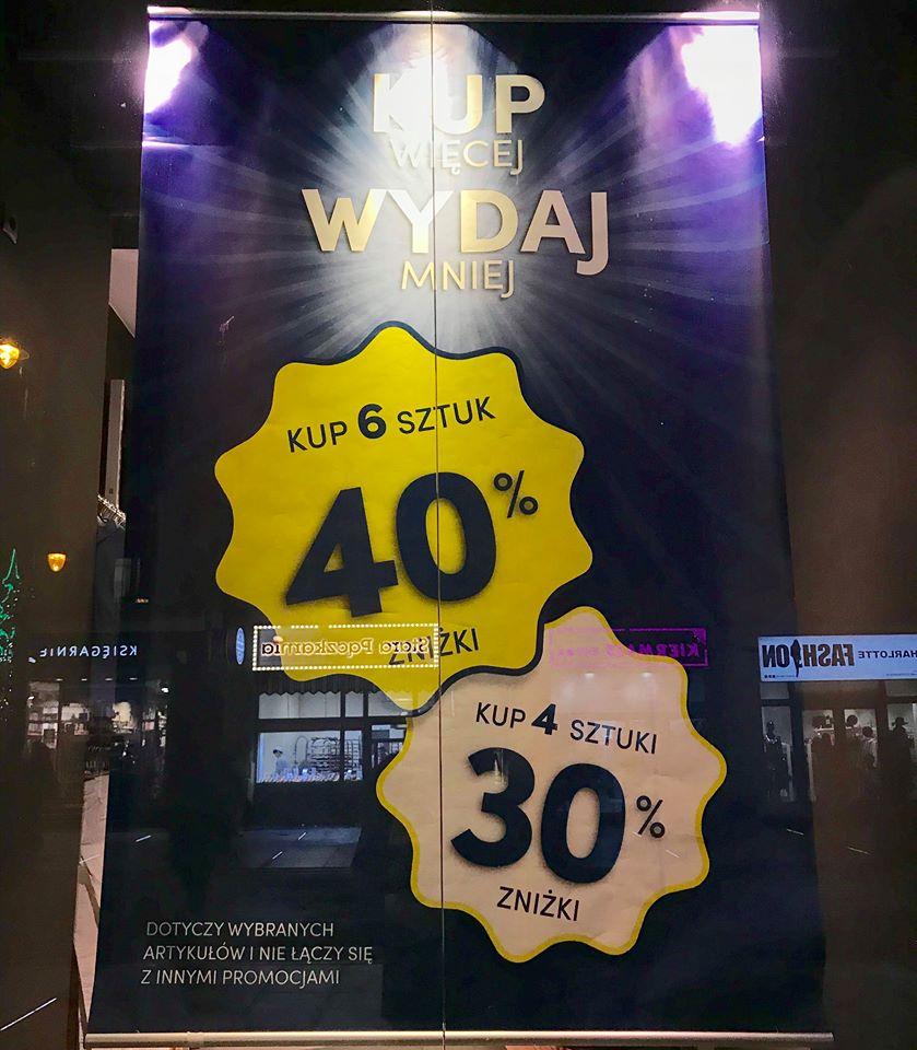 Calliope Outlet -40% na WSZYSTKO przy zakupie 6 rzeczy (Katowice)
