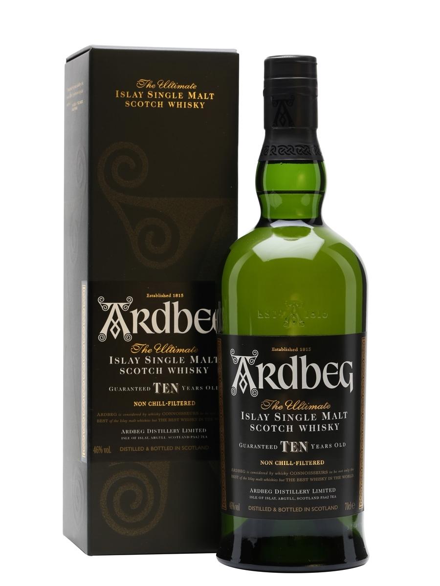 Whisky Ardbeg 10YO 0,7l 46% Auchan Direct (Piaseczno)