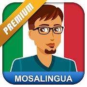 Mosalingua Premium - Włoski / Google Play / iOS