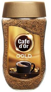 Kawa rozpuszczalna Cafe d'Or Gold 400g w Biedronce