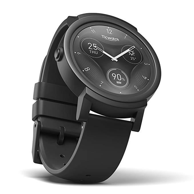 TicWatch E Shadow Smartwatch