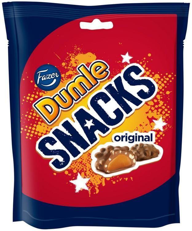 MILA cukierki Dumle Snack Promocja