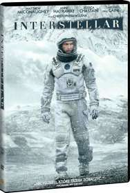 Interstellar (DVD) za 17,99zł @ Merlin