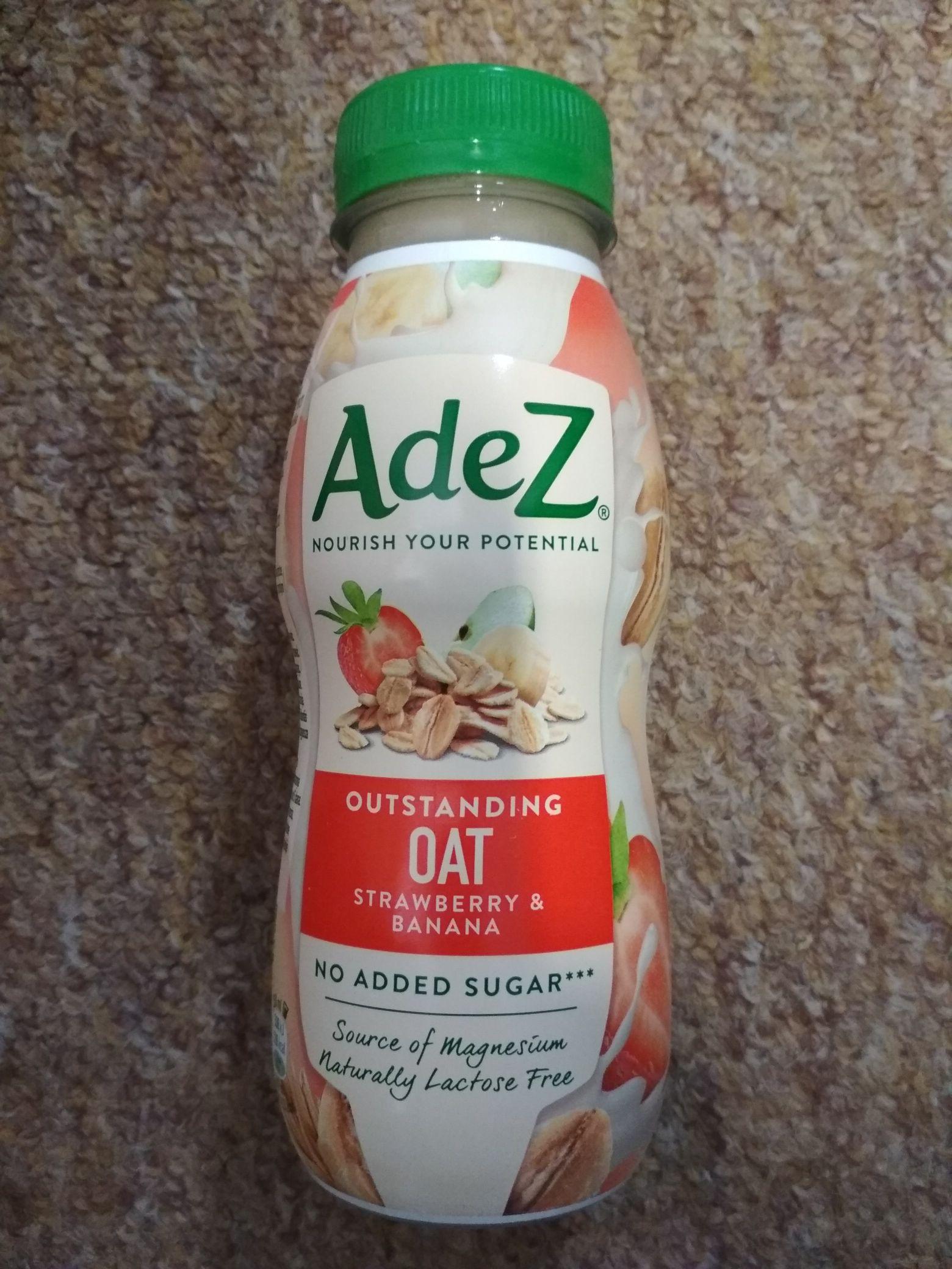 AdeZ - darmowy napój od coca-cola (Kraków, Czarnowiejska)