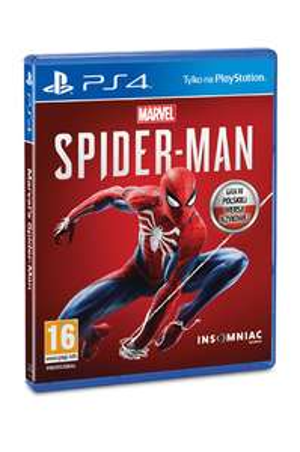 Marvel's Spider-Man (PS4) za 132,24 zł w Merlinie i 132,68 zł w Sferis