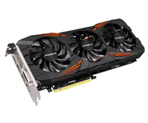 Gigabyte GeForce GTX 1070 G1 Gaming w dobrej cenie wraz z grą Monster Hunter World i dodatkami do Fortnite
