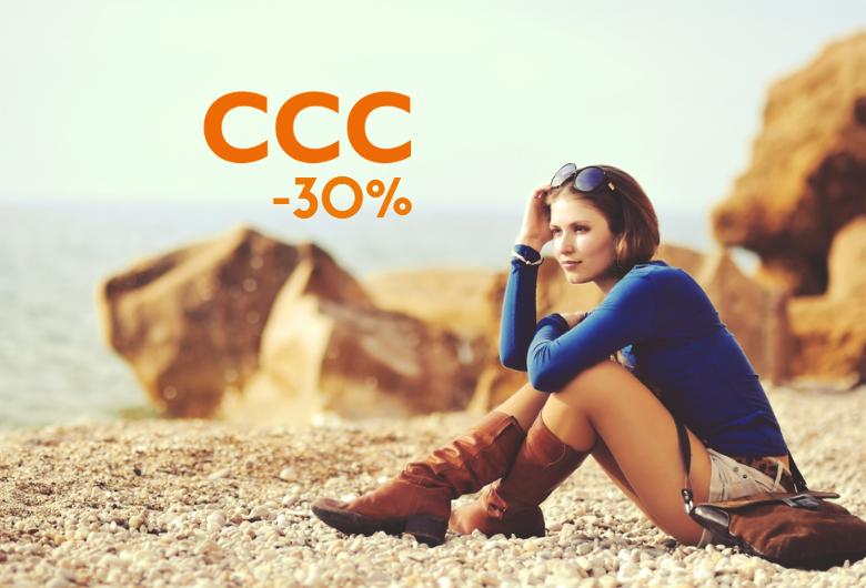 -30% na wszystko w CCC - CH Ferio Wrocław