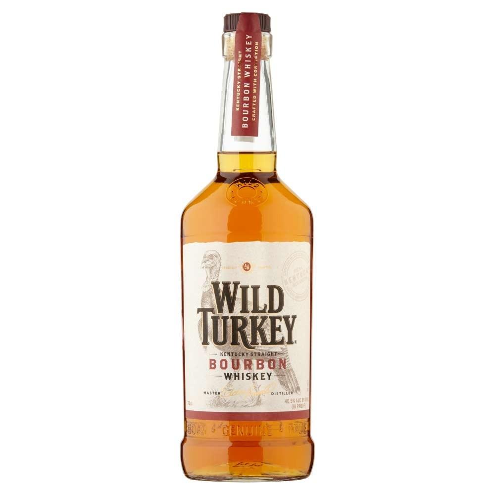 Whiskey burbon Wild Turkey 81 proof 0,7l @ TESCO