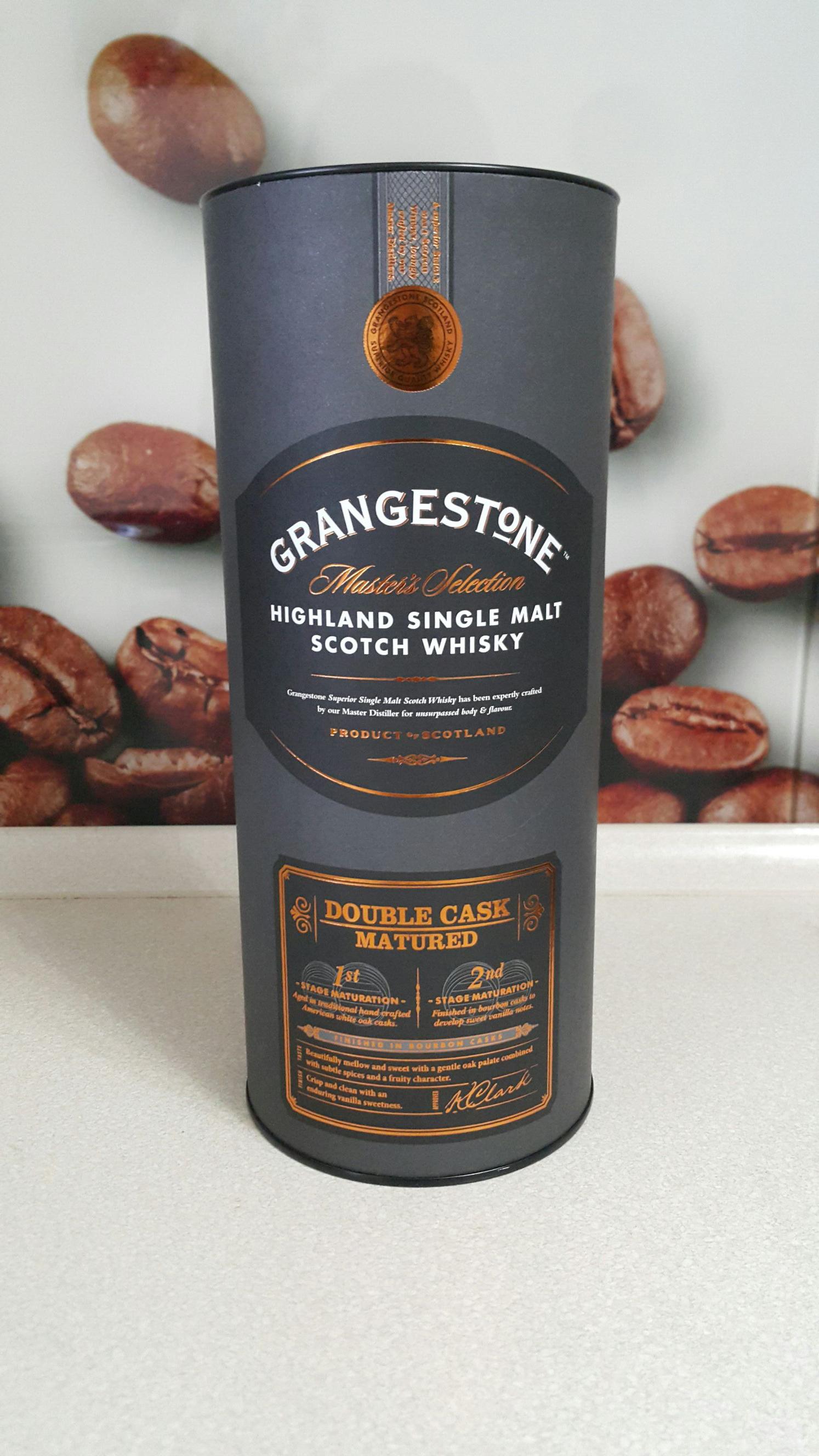 Grangestone Highland Single Malt scotch whisky w biedronce w niezłej cenie