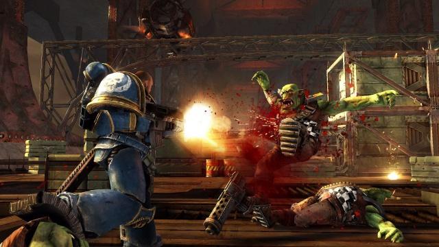 Warhammer 40.000: Space Marine za darmo na dlh.net