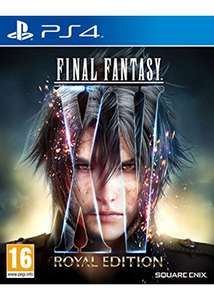 Final Fantasy XV Royal Edition na PS4 za 88 zł z wysyłką