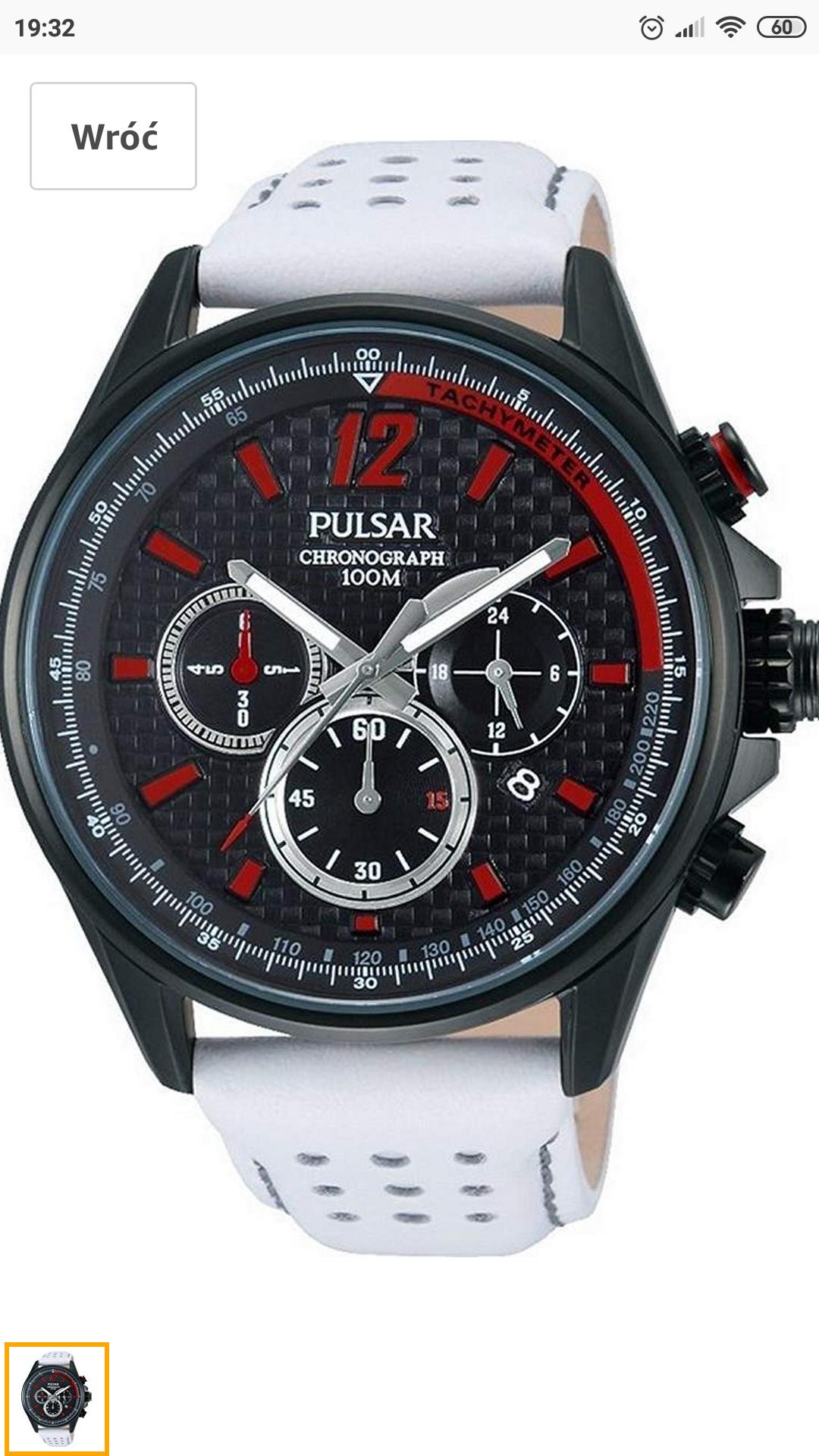 Zegarek Pulsar PT3545X1
