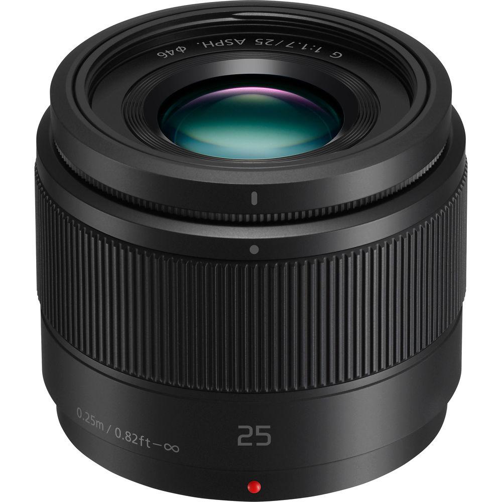 Obiektyw Micro4/3 Panasonic 25mm f/1.7