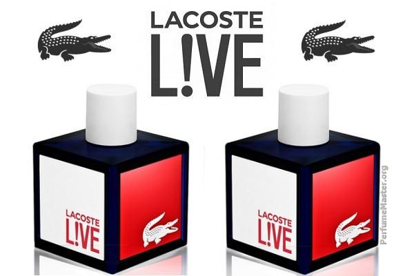 DARMOWA próbka Lacoste L!ve @ Lacoste