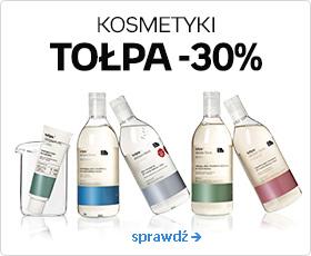 30% rabatu na WSZYSTKIE kosmetyki marki TOŁPA @EMPIK