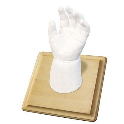 Kidzzcast - Odlew 3D rączki lub nóżki na podstawie za 19,99zł @ Merlin