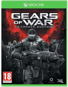 Gears of War Ultimate Edition Xbox one Nówka, w folii