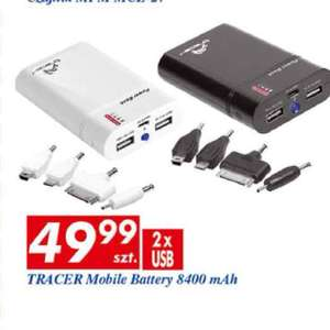 Powerbank TRACER 8400 mAh
