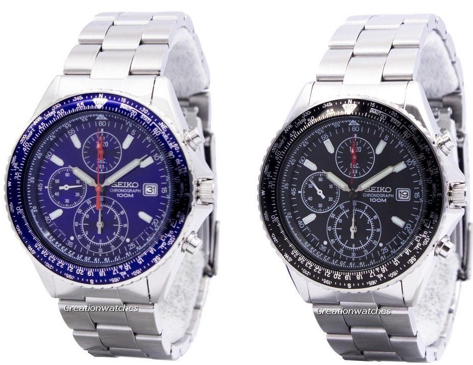 Zegarek SEIKO Flightmaster SND255 oraz SND253- Creationwatches
