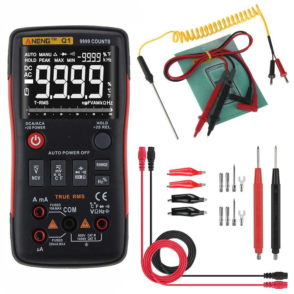 Miernik Multimeter ANENG Q1 9999