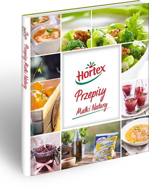 Książka kucharska za darmo od Hortex