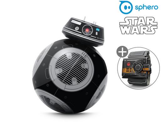 Robot Sphero BB-9E z Force Band | Gwiezdne Wojny