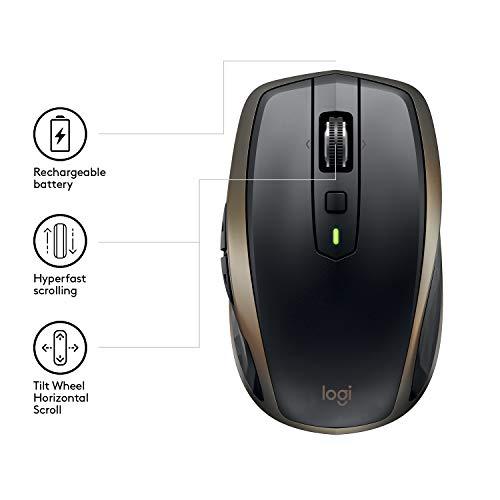 Myszka Logitech MX Anywhere 2 @Amazon.fr (34,91€),  także Proteus Spectrum, G402