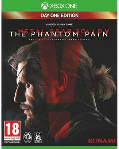 Metal Gear Solid V The Phantom Pain [Xbox One] @ Echogames.pl