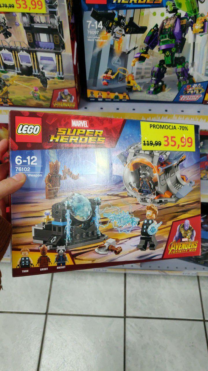 LEGO sklep wrocław przeceny do -70%