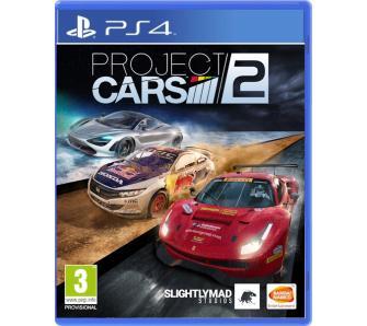 Gra na Playstation 4 (wersja pudełkowa) PROJECT CARS 2
