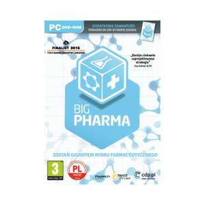 PC Big Pharma Media Markt 9.99 zł / The Technomancer 14.99 zł