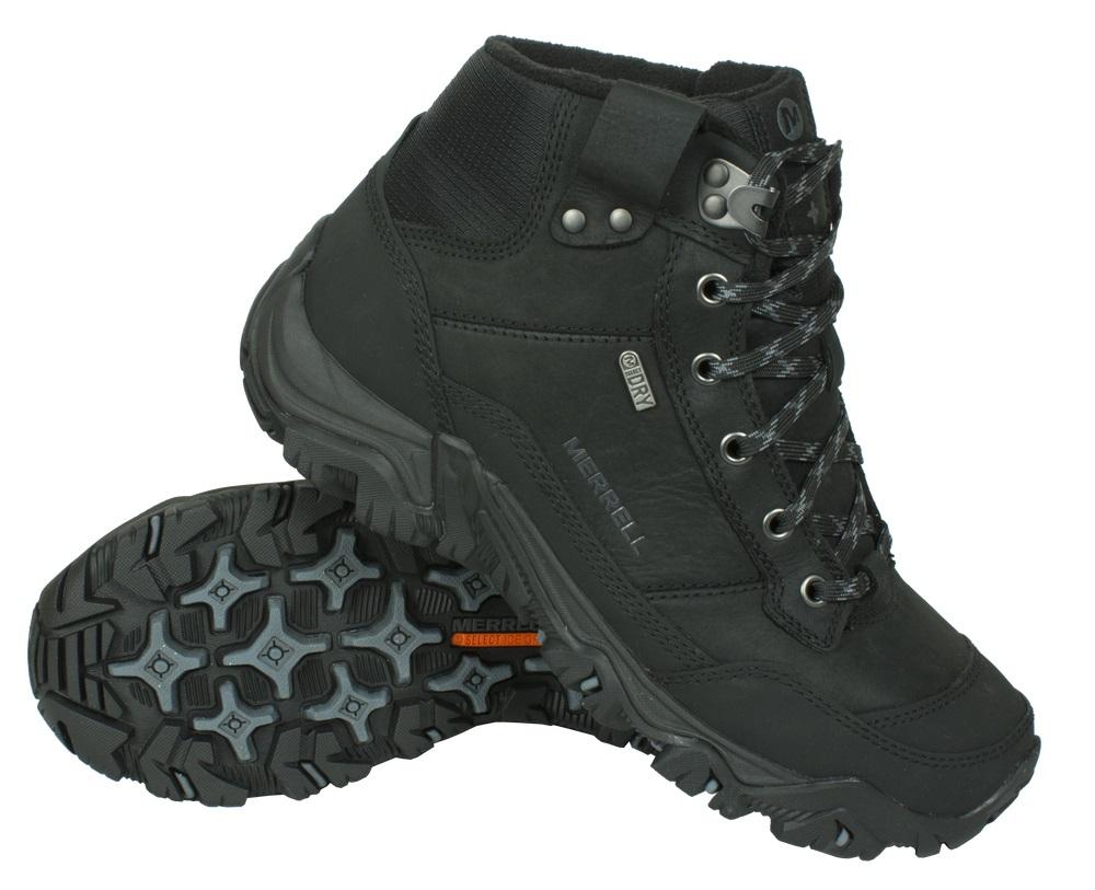 Buty MERRELL z membraną i ocieplane super buty na zimę przecena z 499,90