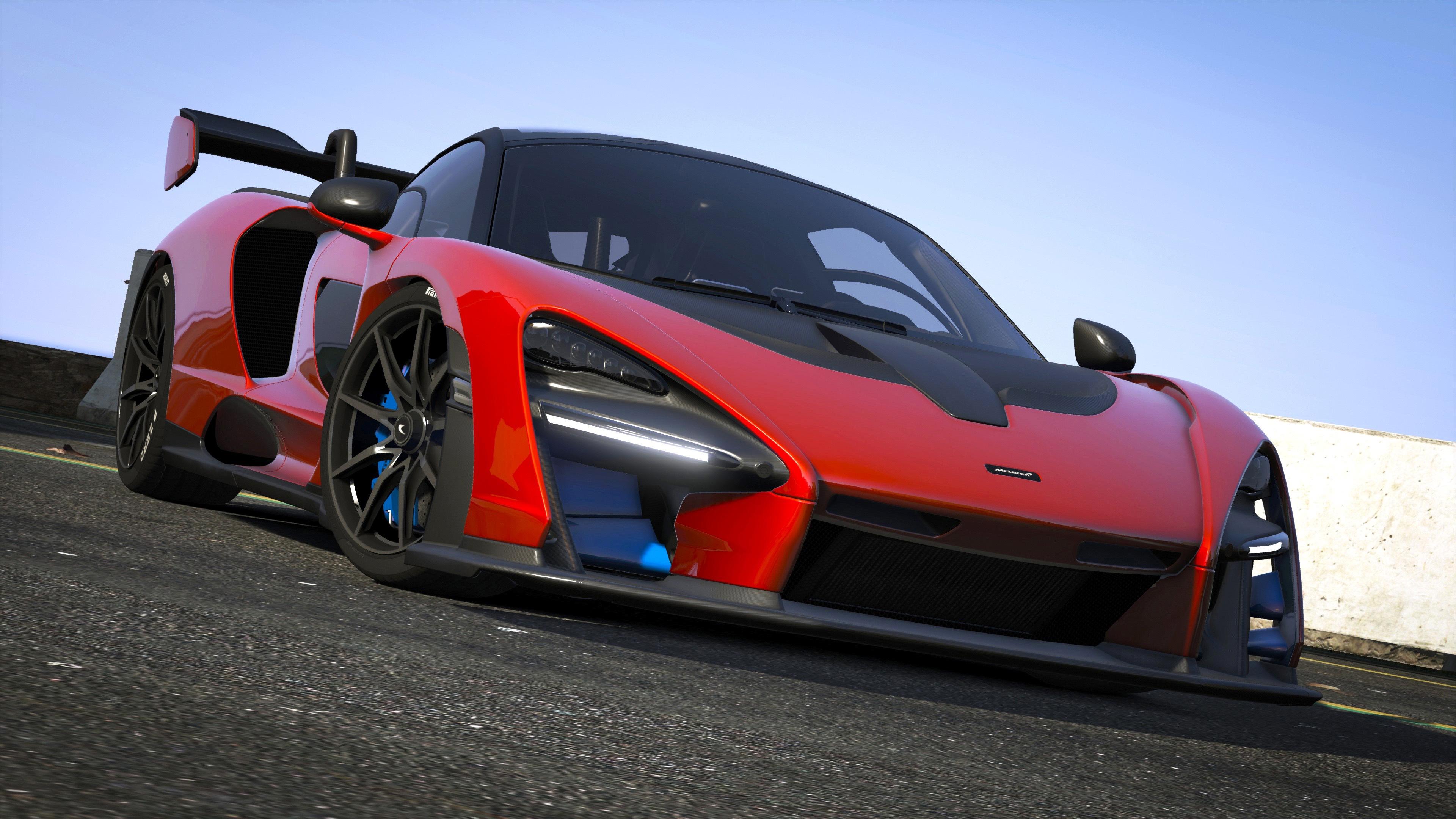 Forza Horizon 4 // 2019 McLaren Senna (najlepszy samochód w grze) za darmo - za granie w demo!