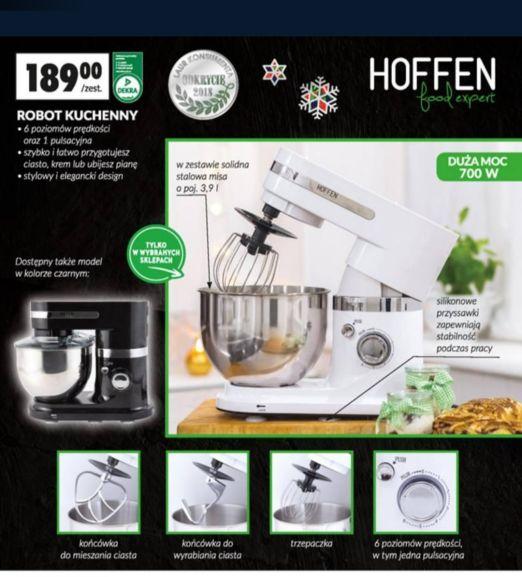 Hoffen Biedronka robot planetarny 700 W