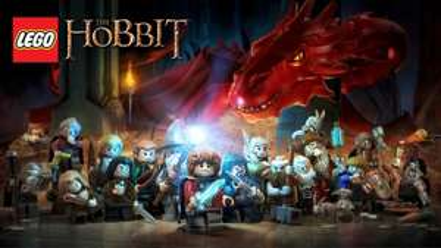 Lego Hobbit za darmo