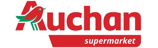 Auchan Supermarket 10% od paragonu z Kartą Dużej Rodziny