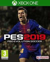 PES 2019 (XBOX ONE)