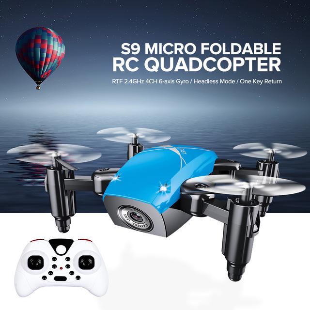Składany dron S9W Foldable