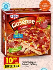 Pizza Guseppe 2xSalami