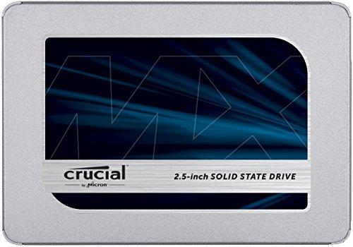 Dysk SSD Crucial MX500 1TB oraz 500GB