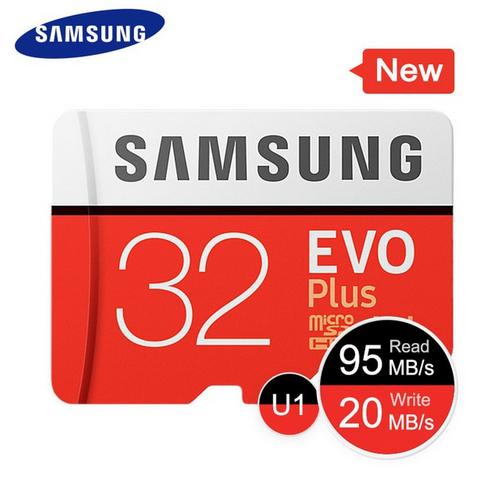 Karty pamięci Samsung EVO Plus - aliexpress - nowa promocja