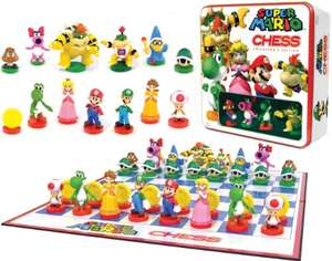 Kolekcjonerskie szachy Super Mario! @ Amazon.co.uk