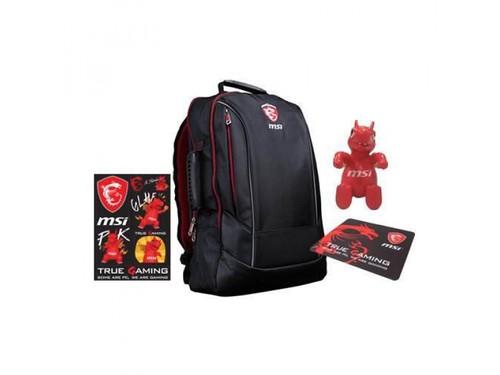 Plecak na laptopa MSI 17,3 Dragon Fever Summer + dodatki