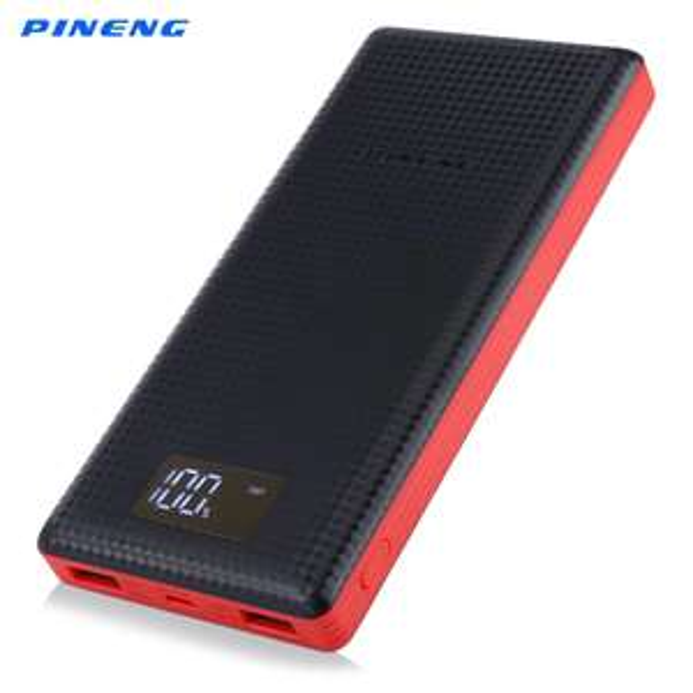 Powerbank PINENG PN 969 20000 mAh 2x USB LCD