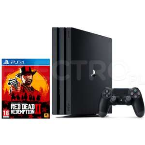 Ps4 PRO + Red Dead Redemption 2 @ Electro