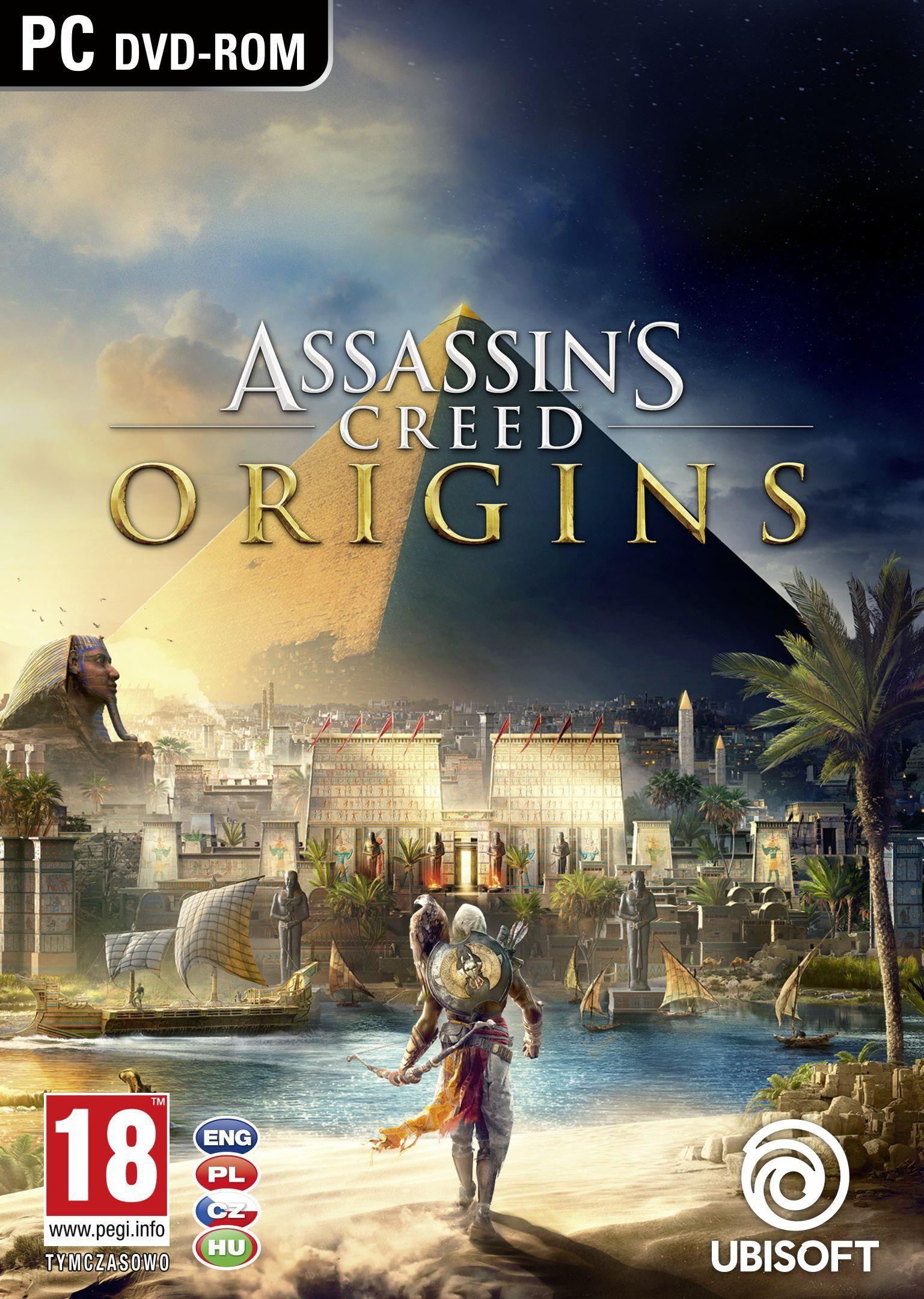 Assassin's Creed Origins - PC cyfrowa
